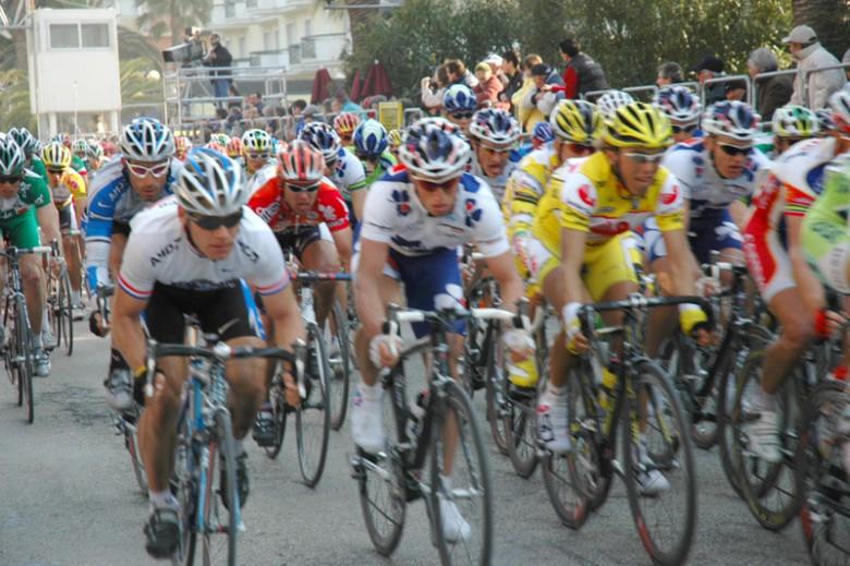Tirreno-Adriatico, il gruppo