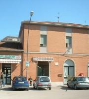 La stazione di Grottammare