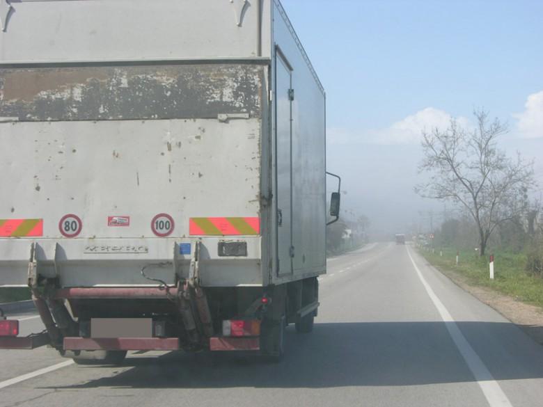 Camion (foto di repertorio)