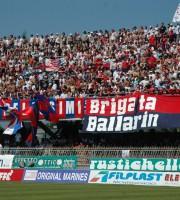 Samb-Napoli: Distinti in stile...Ballarin