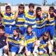 La scuola calcio Pino D'Angelo