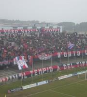 Curva Nord in Samb-Monza