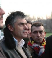 Per non dimenticare. Alberto Soldini prima del secondo confronto con gli ultras rossoblu