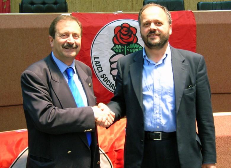 Leo Sestri e Giovanni Gaspari