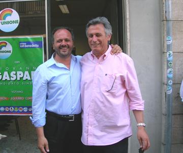 Gaspari e Perazzoli