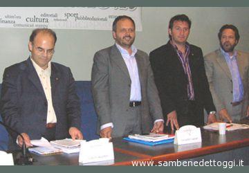 I candidati sindaco nelle ultime elezioni amministrative