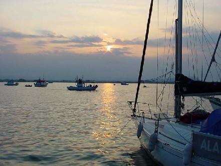 Pescatori a San Benedetto del Tronto (foto d'archivio)