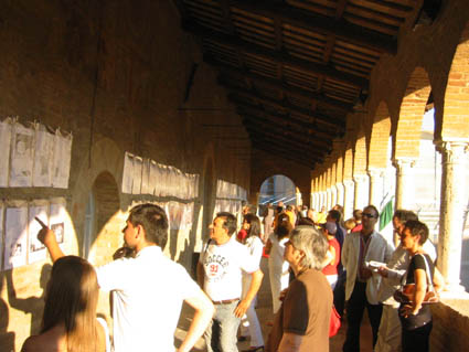 I visitatori di SatirOffida 2005