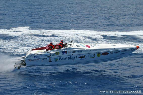 Il Fainplast Team in azione