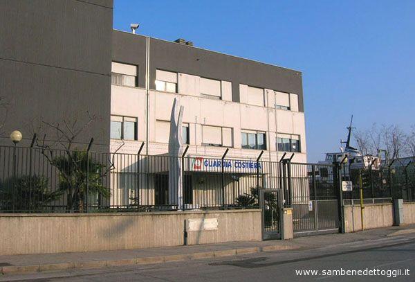 Un'immagine della Capitaneria di Porto-Guardia Costiera di San Benedetto