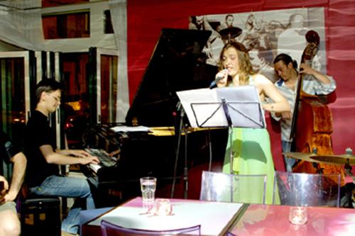 Maria Cristina Cameli Quartet