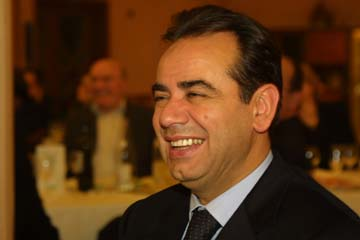 Pietro Colonnella, sottosegretario al Ministero degli Affari regionali e delle Autonomie locali