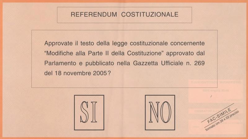 Referendum, a San Benedetto il no vince nettamente