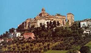 Monteprandone sarà uno dei centri dell'entroterra che i turisti potranno visitare in pullmann