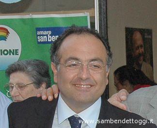Luciano Agostini, assessore regionale al turismo