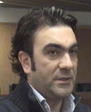 Il consigliere comunale Dc-Psi Paolo Forlì