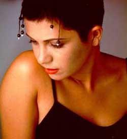 La cantante Lighea