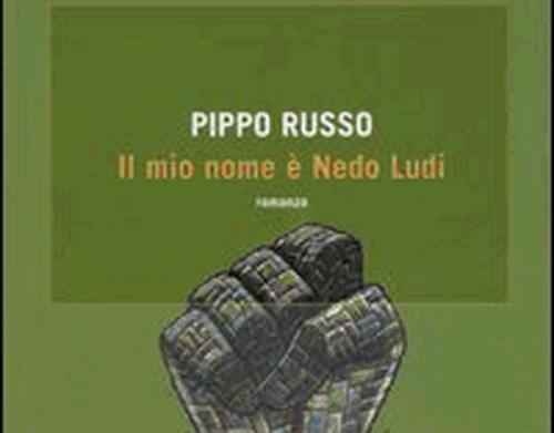 La copertina dell'ultimo libro di Pippo Russo