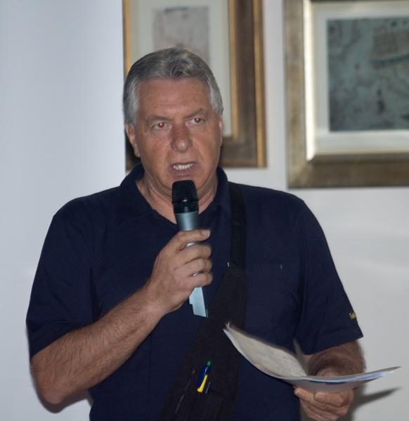 Il consigliere provinciale e comunale, ed ex sindaco di Martinsicuro Udc Abramo Micozzi