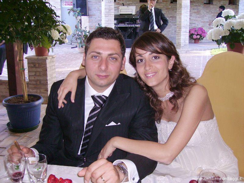 Marco Polini e Mariana Tamburrini