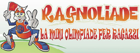 Il logo delle Ragnoliadi
