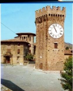La Torre dei Gualtieri, uno dei simboli di San Benedetto