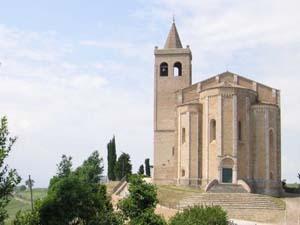 La Chiesa di Santa Maria della Rocca ad Offida