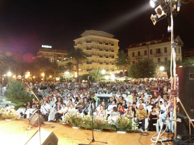 Gli spettatori del festival