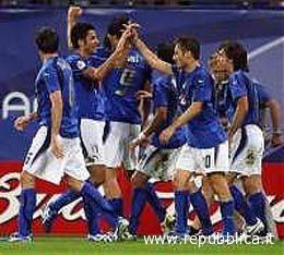 Gli Azzurri devono sconfiggere la Germania per guadagnare la loro sesta finale mondiale