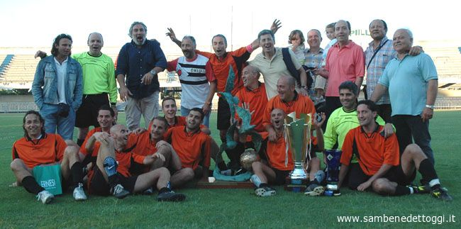 Torneo Interforze 2006. La festa dell'ASL 13