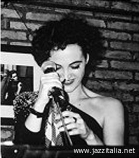 Francesca Biagi, membro dei Big Night jive orchestra