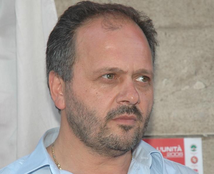 Il sindaco Giovanni Gaspari