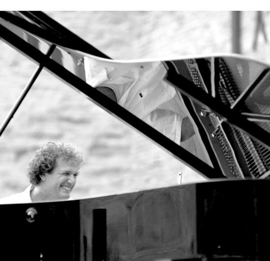Il compositore Paolo Marzocchi
