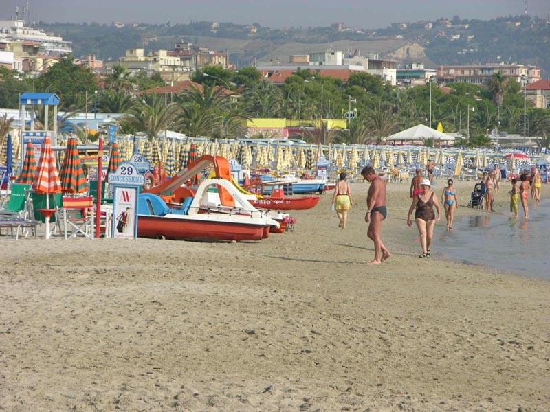 Muore turista a San Benedetto