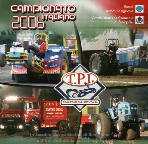 Un nuovo e originale sport: il Tractor Pulling