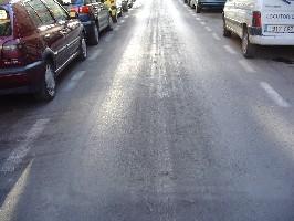 Polemiche sulla sperimentazione dell\'asfalto fonoassorbente e mangiasmog