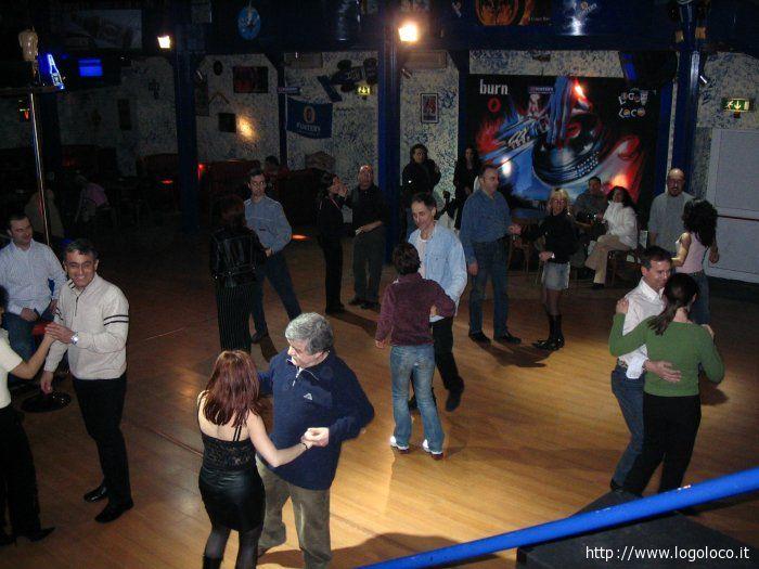 Serate danzanti alla Capannina dancing