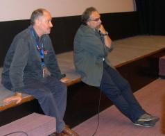 Daniele Segre e Maurizio De Rienzio