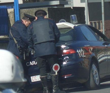 Operazione dei carabinieri a Martinsicuro