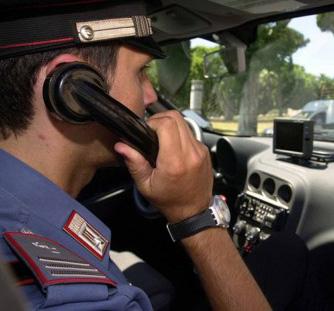 Carabinieri fermano rapinatore a Pedaso