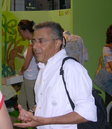 Il direttore del marketing IMAC spa Giuseppe Papa