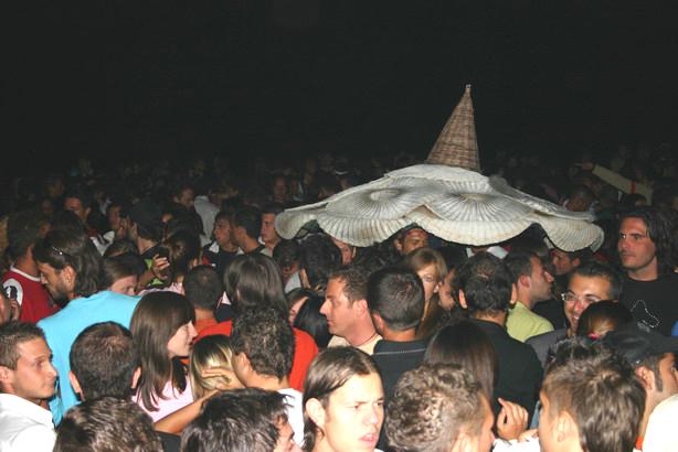 La festa al Gabry dura fino al mattino