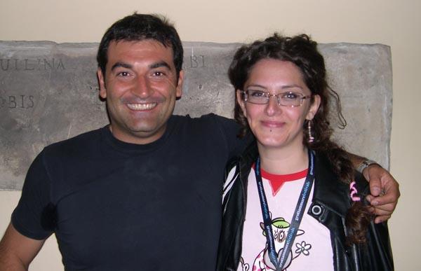 Max Giusti, Annalisa Cameli