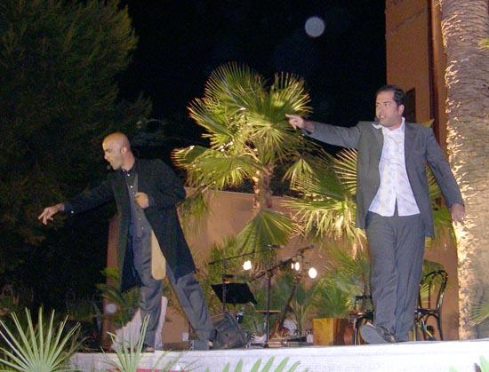 Domenico Lannutti e Bruno Nataloni