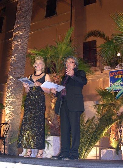 Roberta Nanni e Savino Cesario