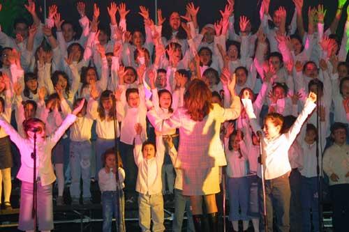 Il piccolo Coro Amadeus