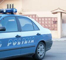 La Polizia di Stato indaga sull\'accoltellamento a Martinsicuro