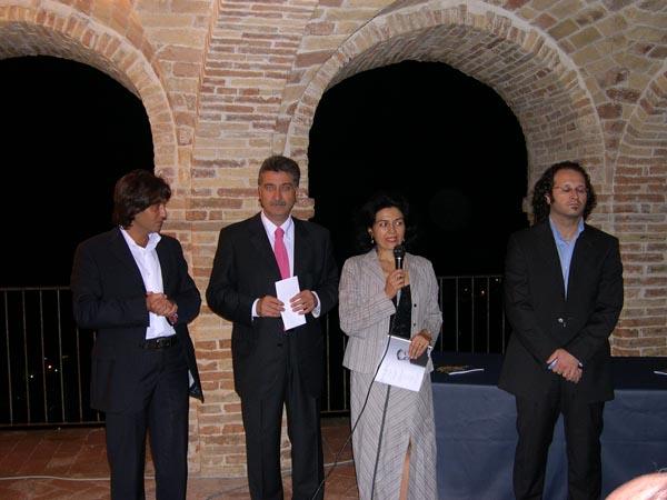 Piergallini, Merli, Virgili, Paci