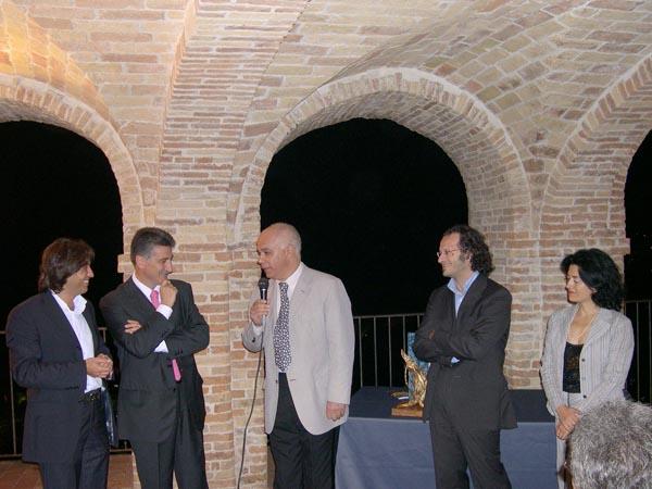 Piergallini, Merli, Reach, Paci, Virgili
