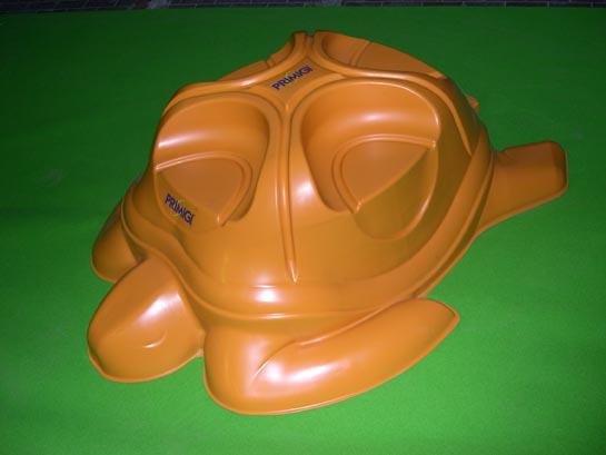Il sedile/tartaruga